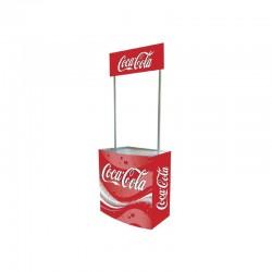 Mostrador Promocional Plástico