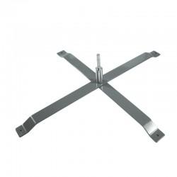Base plegable con rotador -...